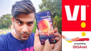 What is Vi - GIGAnet ? | Fastest 4g In INDIA? Thumb