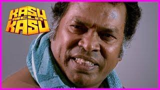 Kasu Mala Kasu Movie Comedy Scenes | Part 2 | Mayilsamy | Kovai Sarala | Ganja Karuppu | Madhumitha