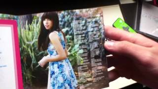 Unboxing Carly Rae Jepsen Kiss (Deluxe Edition) & Call Me Maybe CD Single.