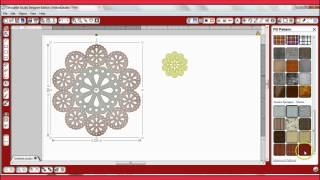 convert png and jpeg doilies to silhouette cameo cut files
