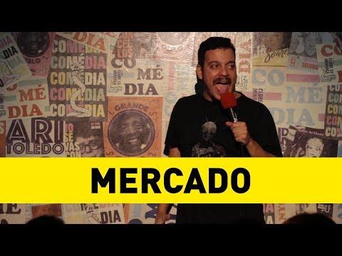 Rodrigo Marques - Mainha no Mercado - Stand Up Comedy