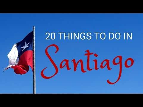 20 Things to do in Santiago de Chile Travel Guide