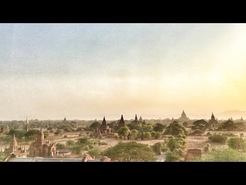 Backpacking Myanmar (Burma) - GoPro | Juig Travel