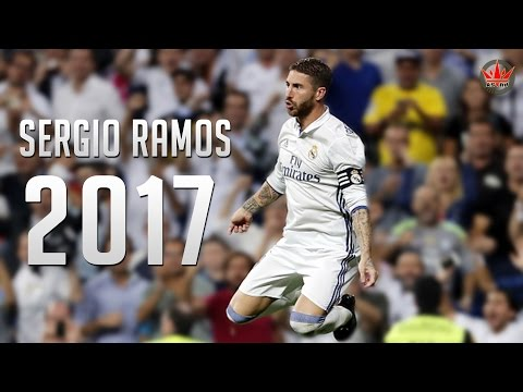 Sergio Ramos ● The Wall ● Crazy Defensive Skills - 2016/2017 |HD