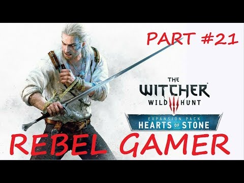 The Witcher 3: Hearts of Stone - Main Quest: Borsodi Auction House (PART #21) - XBOX ONE (HD)