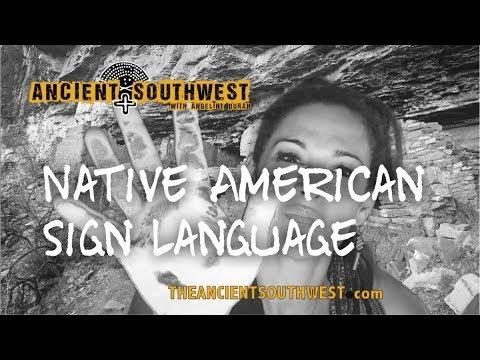 Native American Sign Talk | TheAncientSouthwest.com