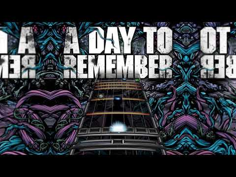 A Day To Remember - Mr Highway's Thinking About The End (Drum Chart)