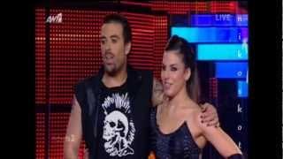 Γιάννης Αϊβάζης_Dancing With The Stars 3_Live 3