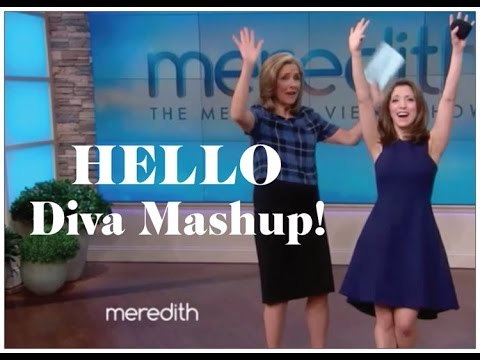 Adele -'Hello' with Celebrity Impressions by Christina Bianco