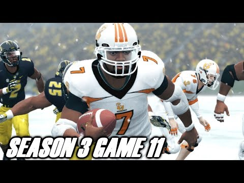 TWO TOP 15 TEAMS LETS DO THIS - NCAA FOOTBALL 14 INDIANA TECH DYNASTY (S3G11)