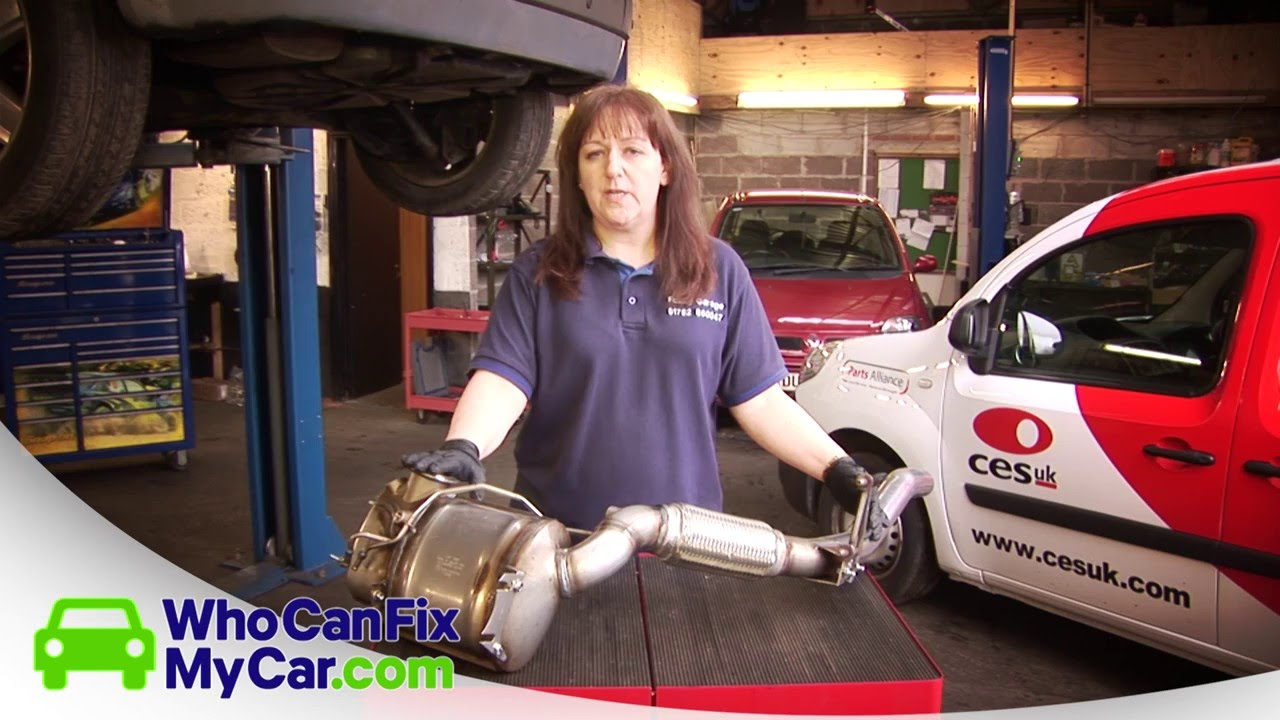 Diesel Particulate Filter Clean Near You - Compare Prices | Who Can