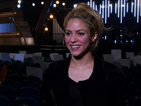 Academy of Country Music Awards  Shakira