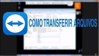 TRANSFERINDO ARQUIVOS NO TEAMVIEWER DE MANEIRA SIMPLES ♡ ♥