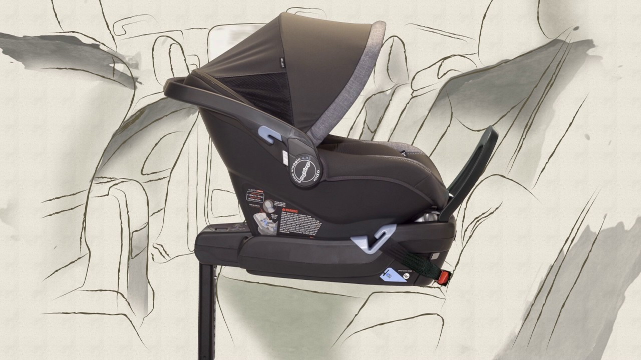 Infant Car Seat Primo Viaggio 4 35 Nido Youtube