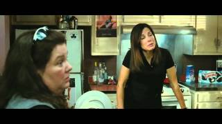 The Heat Official Trailer