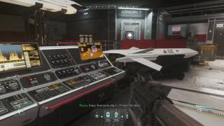 Call of Duty: Infinite Warfare - Operation D-Con: Disable Life Support & Acquire Weapon Sample PS4