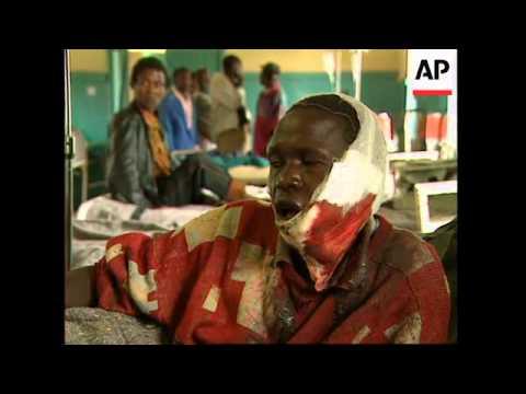 KENYA: OPPOSITION LEADER KIBAKI FORECASTS FURTHER TRIBAL CLASHES