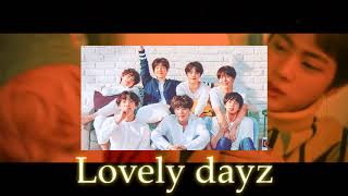 "[ FREE ] BTS Type beat "" Lovely dayz"" / K-pop Type Beat 2019"
