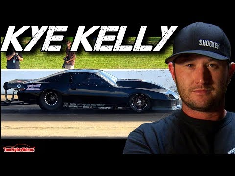 Kye Kelly and the New Orleans Street Outlaws Drag Racing at Outlaw Armageddon 3.0