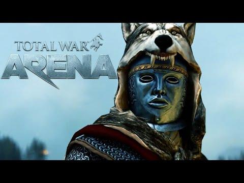 Fury of Arminius Trailer - Total War: ARENA