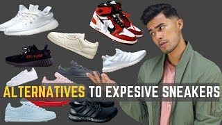 CHEAP Alternatives to Expensive Sneakers (GIVEAWAY)
