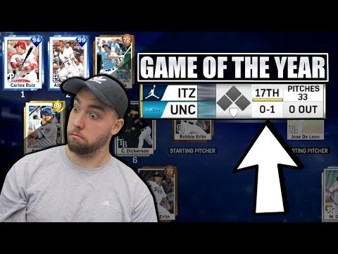 20-Inning BR game? Cant Adjust Lineup Challenge! MLB The Show 17!