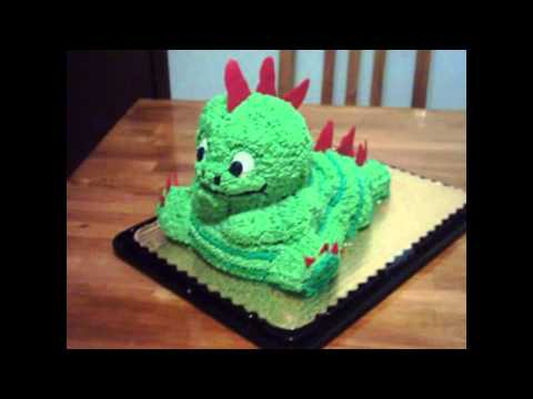 Cool Dinosaur Party Cake Ideas