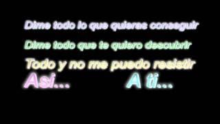 Pambo-Te Quiero Más (con letra)