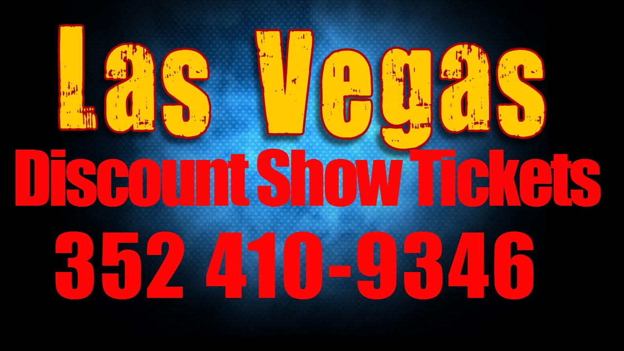 Tix4Tonight sells discount Las Vegas show tickets to fabulous Las Vegas shows at half the box office price. You can get half price tickets to Las Vegas shows at Tix4Tonight on the day of the performance, which means you don't have to commit in advance, your .