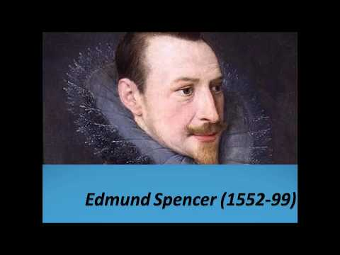 The life and Works of Edmund spencer