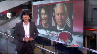 Premiere of This Week with Christiane Amanpour