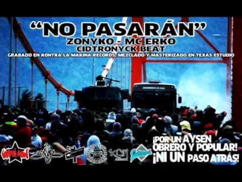 NO PASARÁN - Zonyko & MC Erko  (Prod.Citdronyck )