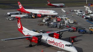 видео Авиакомпания Air Berlin