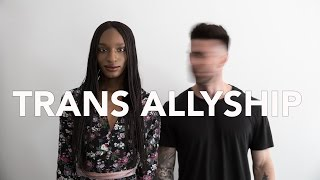 ARE YOU AN ALLY? FT. TORRAINE FUTURUM