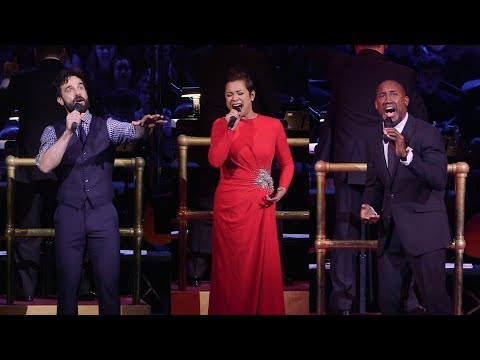 Ramin Karimloo, Lea Salonga, and More Sing the Music of Your Favorite Composers