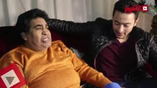 بالفيديو.. عدوية يختص حمادة هلال بغناء موال لأول مرة