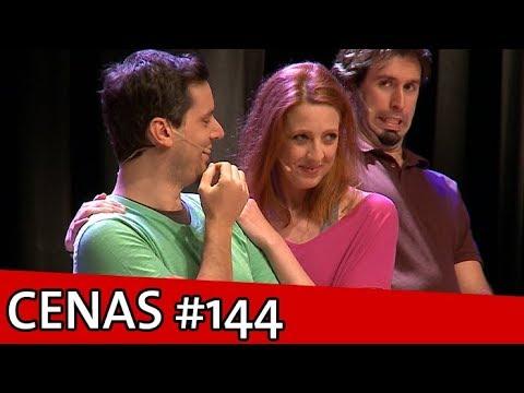 IMPROVÁVEL - CENAS IMPROVÁVEIS #144