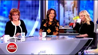 """TRUMP On TREASON, Joy Says """"Impeachment Is The 1st Step"""" (The View)"""