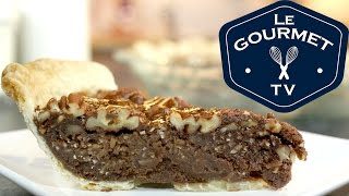 Chocolate Pecan Pie Recipe - Legourmettv