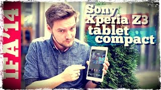 Взгляд на Sony Xperia Z3 Tablet Compact [IFA2014](, 2014-09-04T08:45:33.000Z)