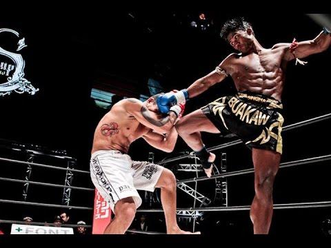 Buakaw Banchamek knockouts