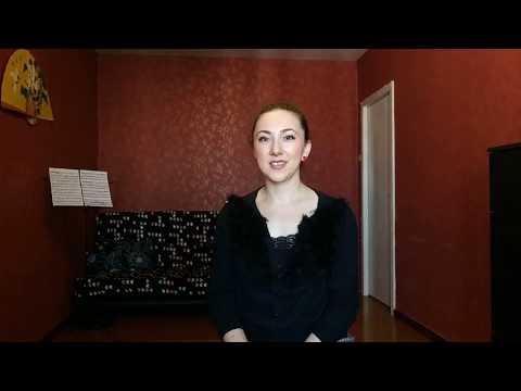 Вокальные упражнения (распевки) для сопрано