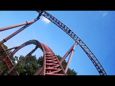 Rita front seat on-ride HD POV Alton Towers