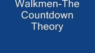 Walkmen-The Countdown Theory
