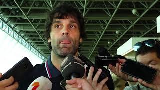 Miloš Teodosić detaljno o svom transferu u Crvenu Zvezdu   SPORT KLUB Košarka