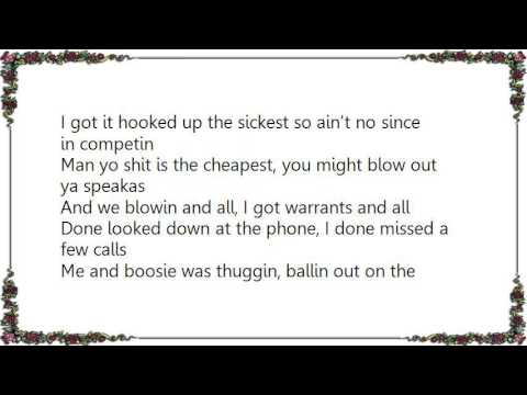 Webbie - Six 12's Lyrics