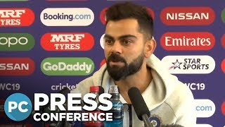 Can't get too emotional with the game - Kohli