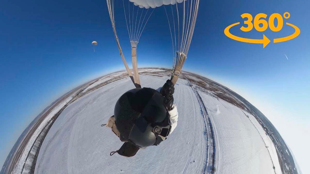 360°: Десантирование морпехов Дальневосточного ВОКУ