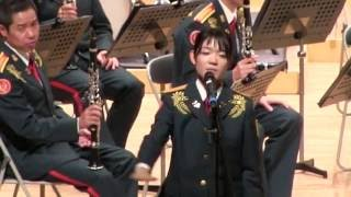 日時: 2016.2.21 場所: 群馬音楽センター(群馬県高崎市) 音楽隊:陸...