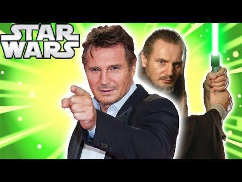 Liam Neeson OPEN to RETURN as QuiGon Jinn for Kenobi  Star Wars  Explained